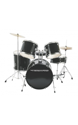 DK7500-GB - 5-Piece Drum Set (Gloss Black)