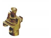 NSL8200G - Premium Strap Locks, Gold