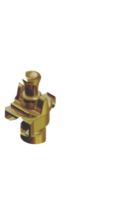 NSL8200G - Premium Strap Locks (Gold)