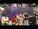 On-Stage at Winter NAMM 2013