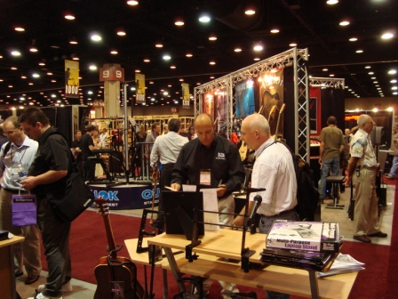 Image Gallery: Summer NAMM 09