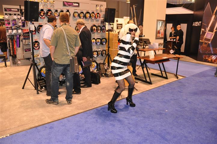 Image Gallery: Winter NAMM 2011